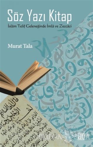 Söz Yazı Kitap - Murat Tala - Palet Yayınları