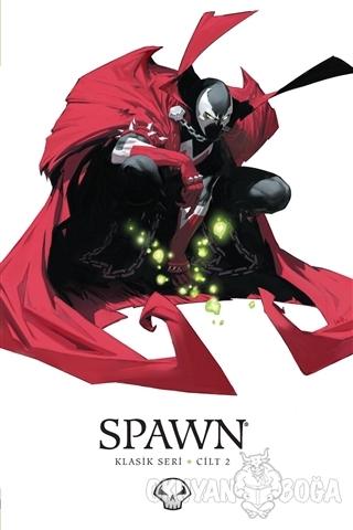 Spawn Cilt 2 - Todd McFarlane - Arka Bahçe Yayıncılık