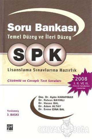 SPK Soru Bankası Temel Düzey ve İleri Düzey