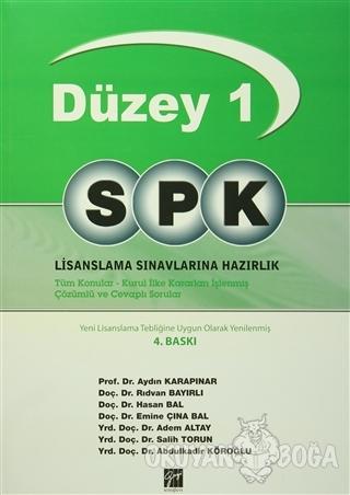 SPK Temel Düzey 1 Lisanslama Sınavlarına Hazırlık