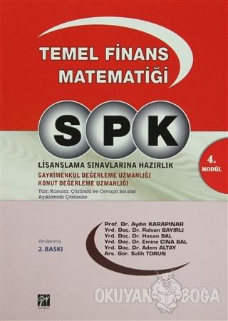 SPK Temel Finans Matematiği - 4. Modül