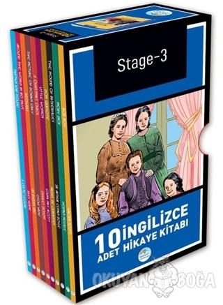 Stage 3 - İngilizce Hikaye Seti 10 Kitap - A Celtic Legend - Maviçatı