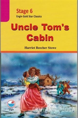 Stage 6 - Uncle Tom's Cabin (CD'li) - Harriet Beecher Stowe - Engin Ya