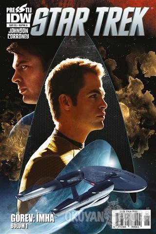 Star Trek Sayı: 5 - Kapak A