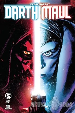Star Wars - Darth Maul Sayı: 4 - Cullen Bunn - Çizgi Düşler Yayınevi