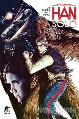 Star Wars Han Solo - Marjorie Liu - Çizgi Düşler Yayınevi