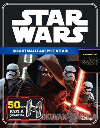 Starwars Çıkartmalı Faaliyet Kitabı - Kolektif - Doğan Egmont Yayıncıl