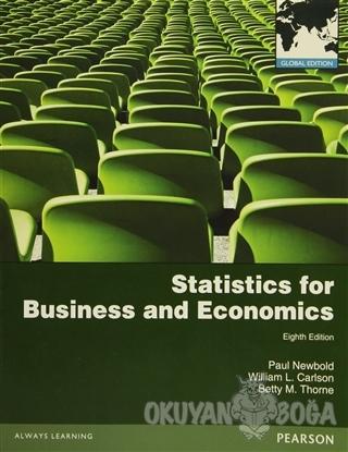 Statistics for Business and Economics - Paul Newbold - Pearson Akademi