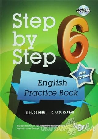 Step by Step 6: English Practice Book (CD'li) - S. Müge Özer - Harf Eğ