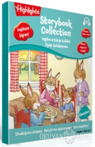 Storybook Collection - Elementary (5 Kitap Takım)