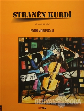 Stranen Kurdi - Fatih Marufoglu - Sitav Yayınevi