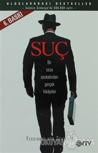Suç - Ferdinand von Schirach - NTV Yayınları