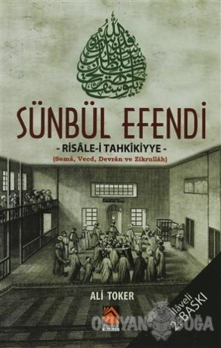 Sünbül Efendi - Risale-i Tahkikiyye - Ali Toker - Buhara Yayınları