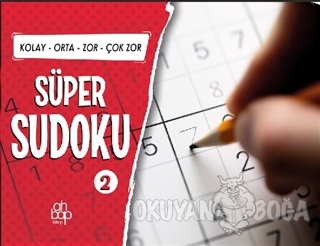 Süper Cep Sudoku 2