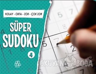 Süper Cep Sudoku 4