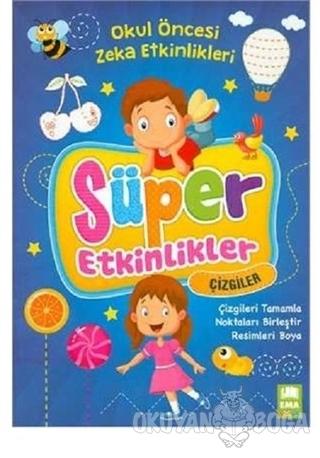 Süper Etkinlikler - Çizgiler - Kolektif - Ema Çocuk