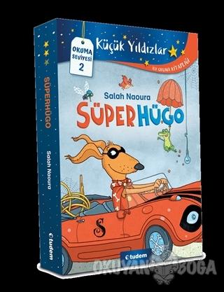 Süperhügo Serisi (5 Kitap Takım)