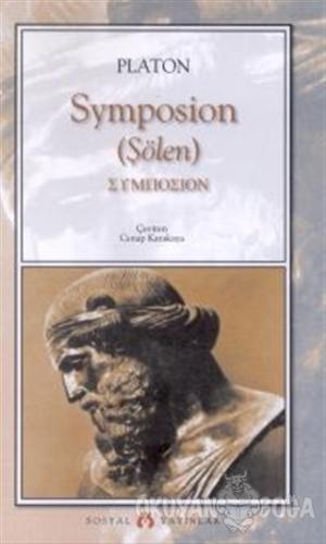 Symposion Şölen - Platon (Eflatun) - Sosyal Yayınları