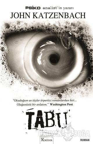 Tabu - John Katzenbach - Koridor Yayıncılık