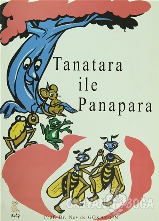 Tanatara ile Panapara - Nevide Gökaydın - Aliş Yayınları