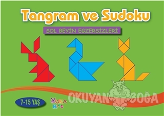 Tangram ve Sudoku 7-15 Yaş