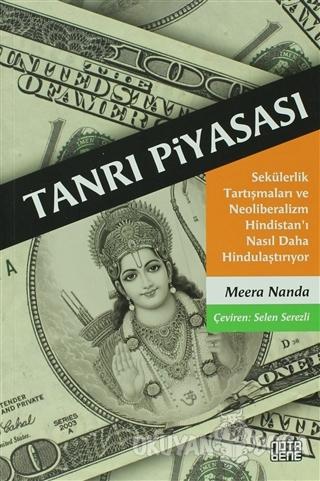 Tanrı Piyasası - Meera Nanda - Nota Bene Yayınları
