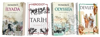 Tarih Seti (4 Kitap Takım)
