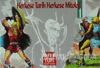 Tarihin ve Mitolojinin Masalları 1  (12 Kitap Takım)