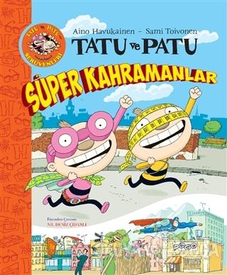 Tatu ve Patu Süper Kahramanlar