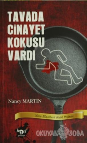 Tavada Cinayet Kokusu Vardı - Nancy Martin - Harf Eğitim Yayıncılık