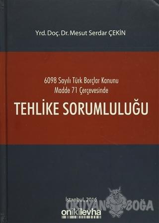 Tehlike Sorumluluğu - Mesut Serdar Çekin - On İki Levha Yayınları