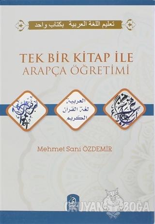 Tek Bir Kitap İle Arapça Öğretimi