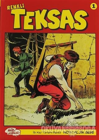 Teksas (Renkli) Nostaljik Seri Sayı: 1
