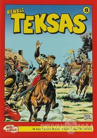 Teksas (Renkli) Nostaljik Seri Sayı: 8
