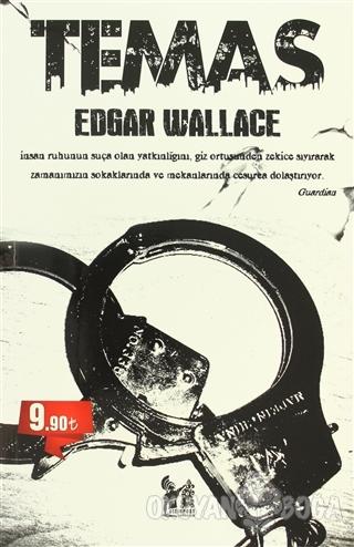 Temas - Edgar Wallace - Altın Post Yayıncılık