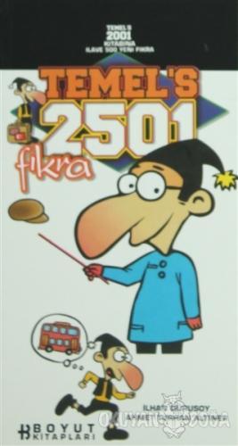 Temel's 2501 Fıkra - İlhan Durusoy - Boyut Yayın Grubu