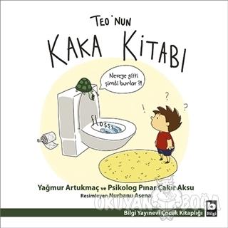 Teo'nun Kaka Kitabı - Yağmur Artukmaç - Bilgi Yayınevi