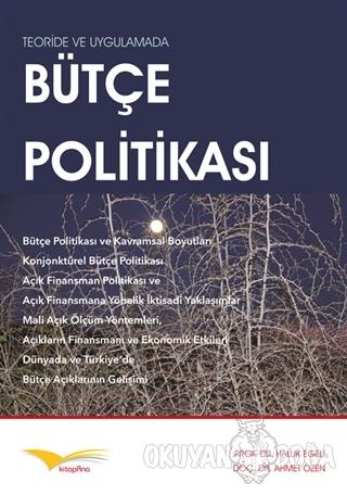 Teoride ve Uygulamada Bütçe Politikası - Haluk Egeli - Kitapana Yayıne