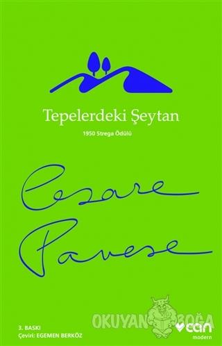 Tepelerdeki Şeytan - Cesare Pavese - Can Yayınları
