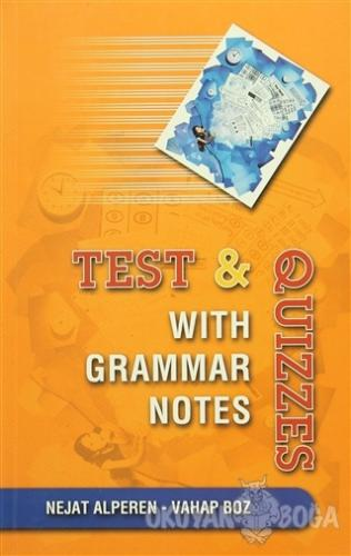 Test & Quizzes - With Grammar Notes
