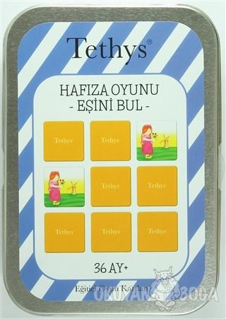 Tethys Hafıza Oyunu - Eşini Bul (Kutulu)