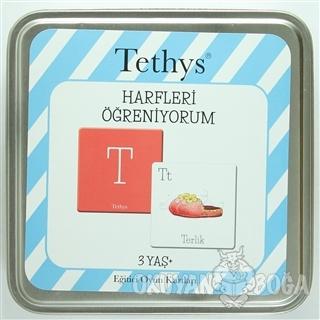 Tethys Harfleri Öğreniyorum (Kutulu)