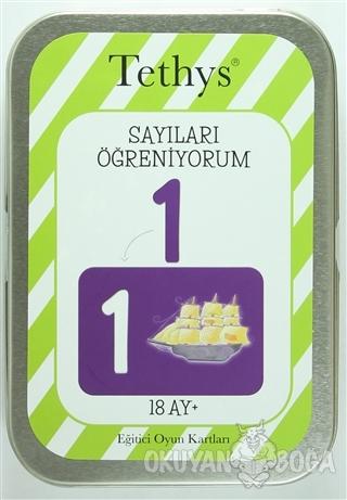 Tethys Sayıları Öğreniyorum 18 Ay+ (Kutulu)