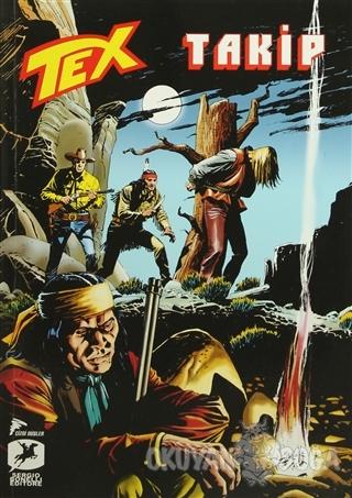 Tex 13 / Takip / Soluksuz Mücadele - Tito Faraci - Çizgi Düşler Yayıne