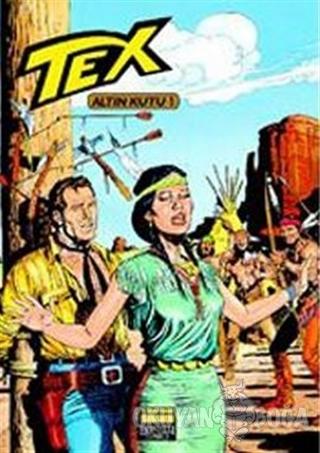 Tex Altın Kutu 4 (12 DergiTakım) - Giovanni Luigi Bonelli - Oğlak Yayı