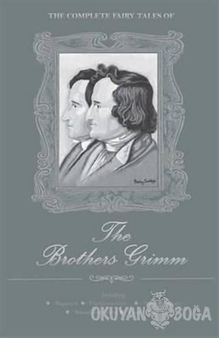 The Complete Fairy Tales - Jacob Grimm - Wordsworth Classics