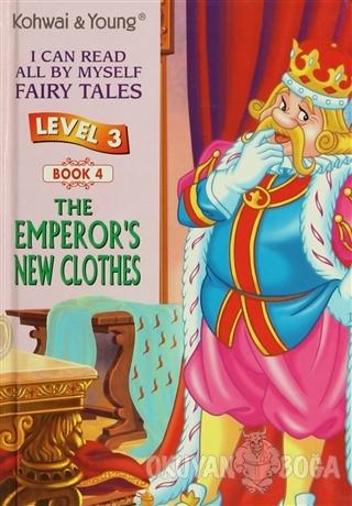 The Emperor's New Clothes Level 3 - Book 4 (Ciltli) - Kolektif - Kohwa