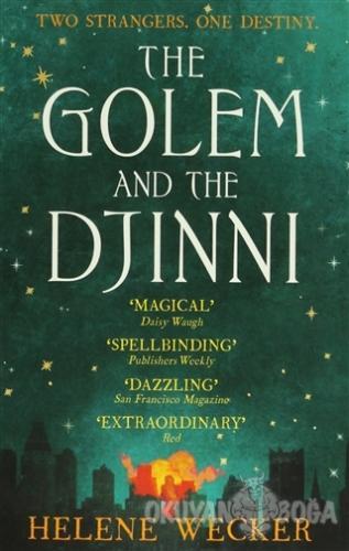 The Golem and The Djinni - Helene Wecker - Blue Door