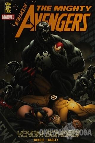 The Mighty Avengers İntikamcılar 2 - Venom Bombası - Brian Michael Ben