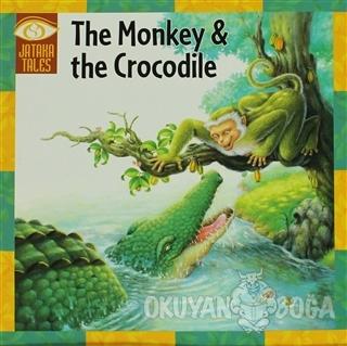 The Monkey & The Crocodile - Kolektif - Macaw Books
